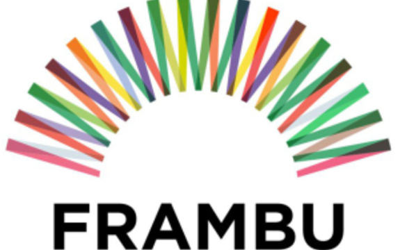 Logoen til Frambu, kompetansesenter for sjeldne sykdommer