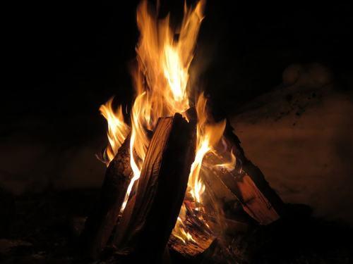 brannbål