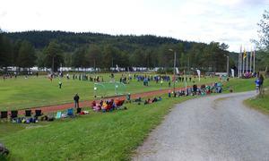 Fotballbane Høydalsmo