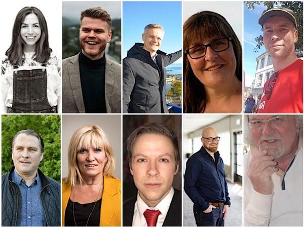 Toppkandidater 2019