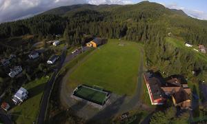Fotballbane ÅV