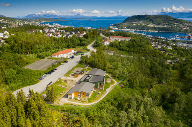 Blåbærdalen barnehage. Foto: Øivind Arvola