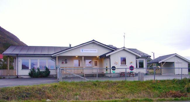 Bilde av Kongsvik barnehage