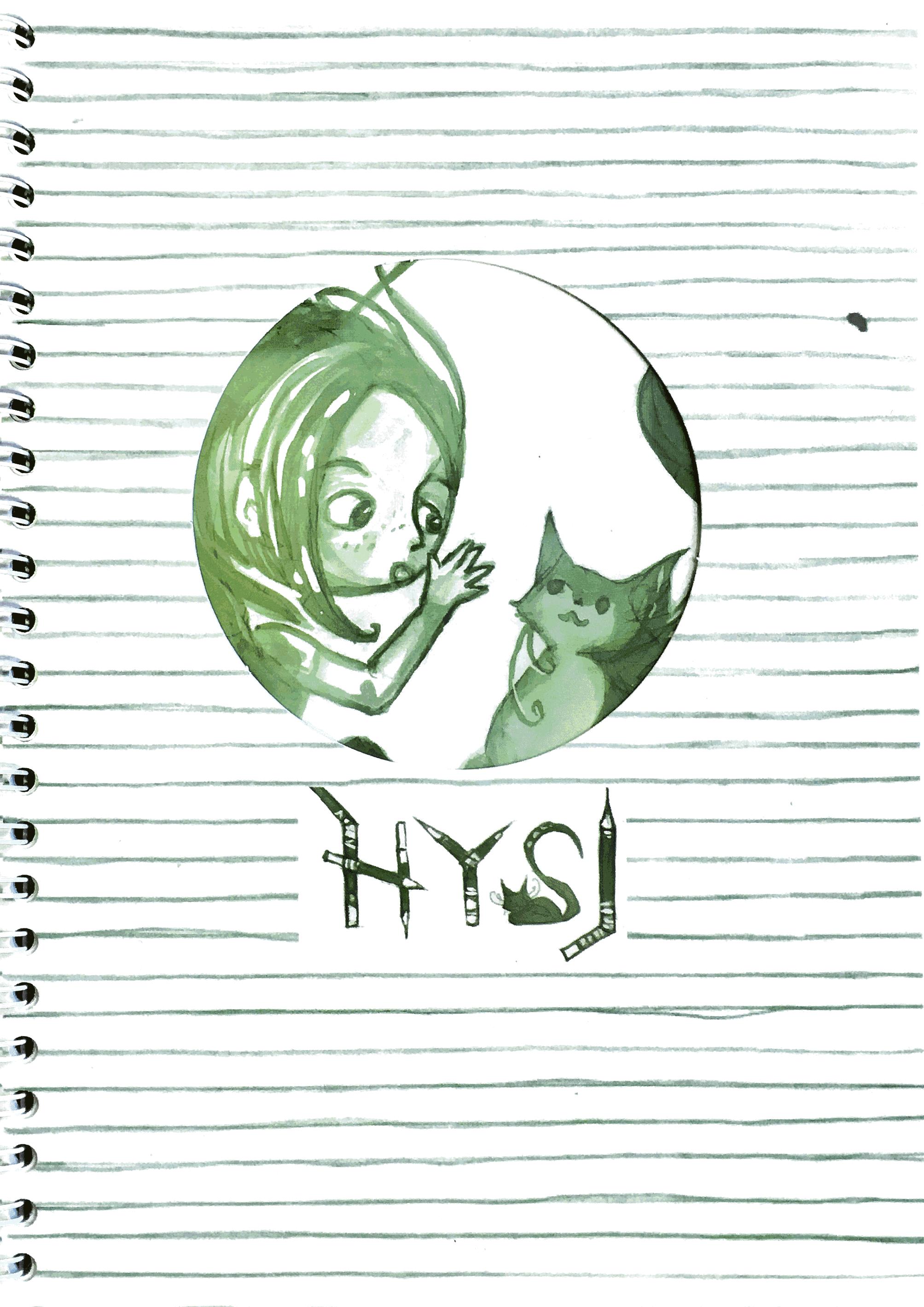 Bilde av omslaget til HYSJ-boka