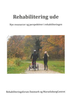 Omslagsbilde til boken Rehabilitering ude