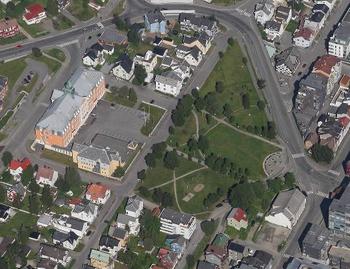 Kongsparken - Sendt oss fra Elisabeth Pettersen hos Park og friluft