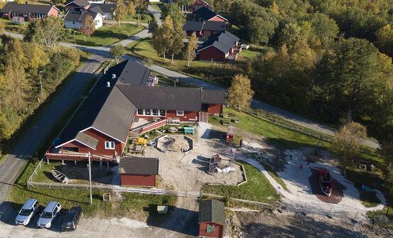 Marielund barnehage. Foto: Tore Løding