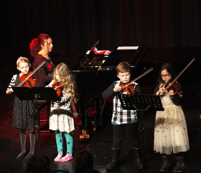 Konsert piano violin