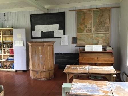 Gjenstander på Tjeldsund museum