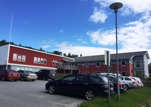 Hamarøy bygdeheim.