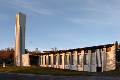 Hamaroy kirke