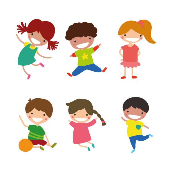 Happy Kids_vektor