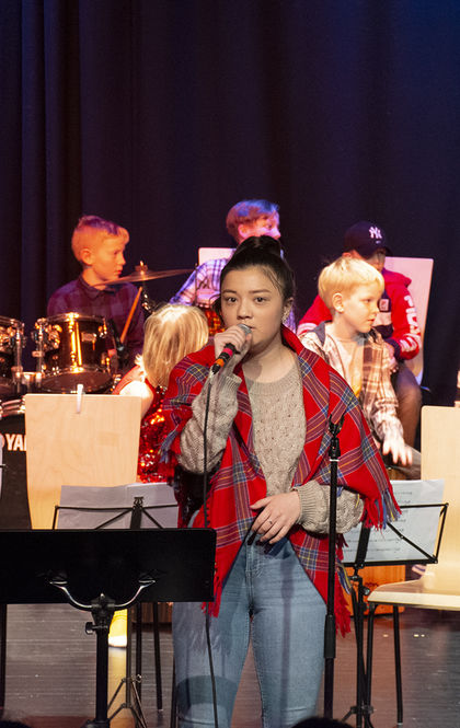 Vokalist konsert 23 nov