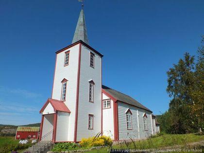 Sagfjord kirke