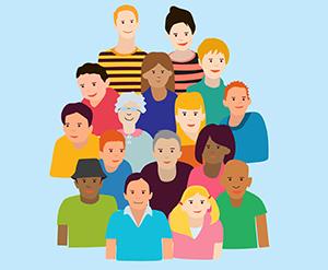 Folk sammen Vektor.jpg