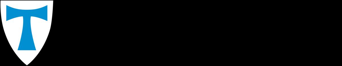 Tjeldsund-logo-hvit