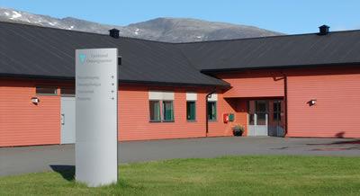 Bilde av Fjelldal omsorgssenter