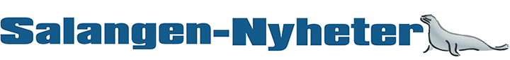 Salangen nyheter logo