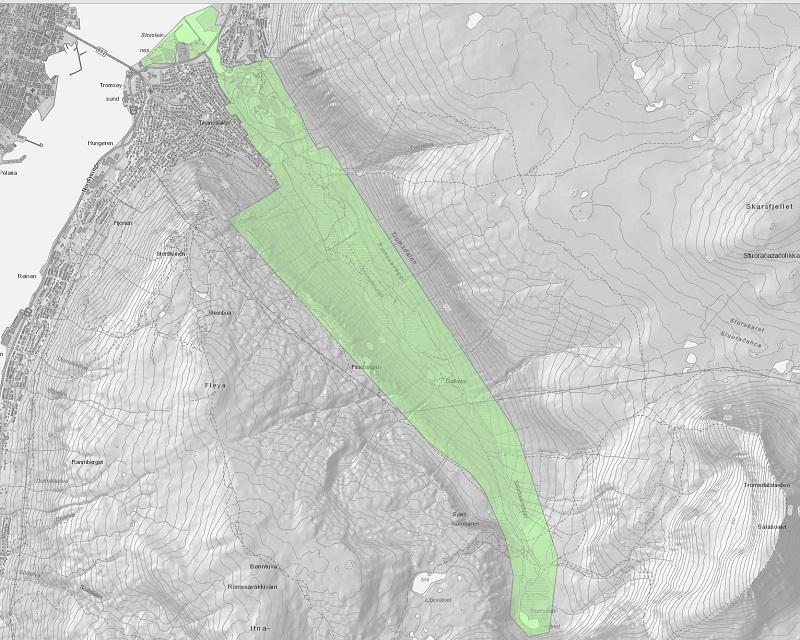 Tromsdalen friluftsområde