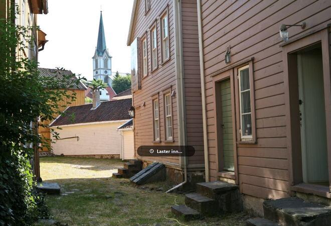 Lillesand by- og sjøfartsmuseum Foto: