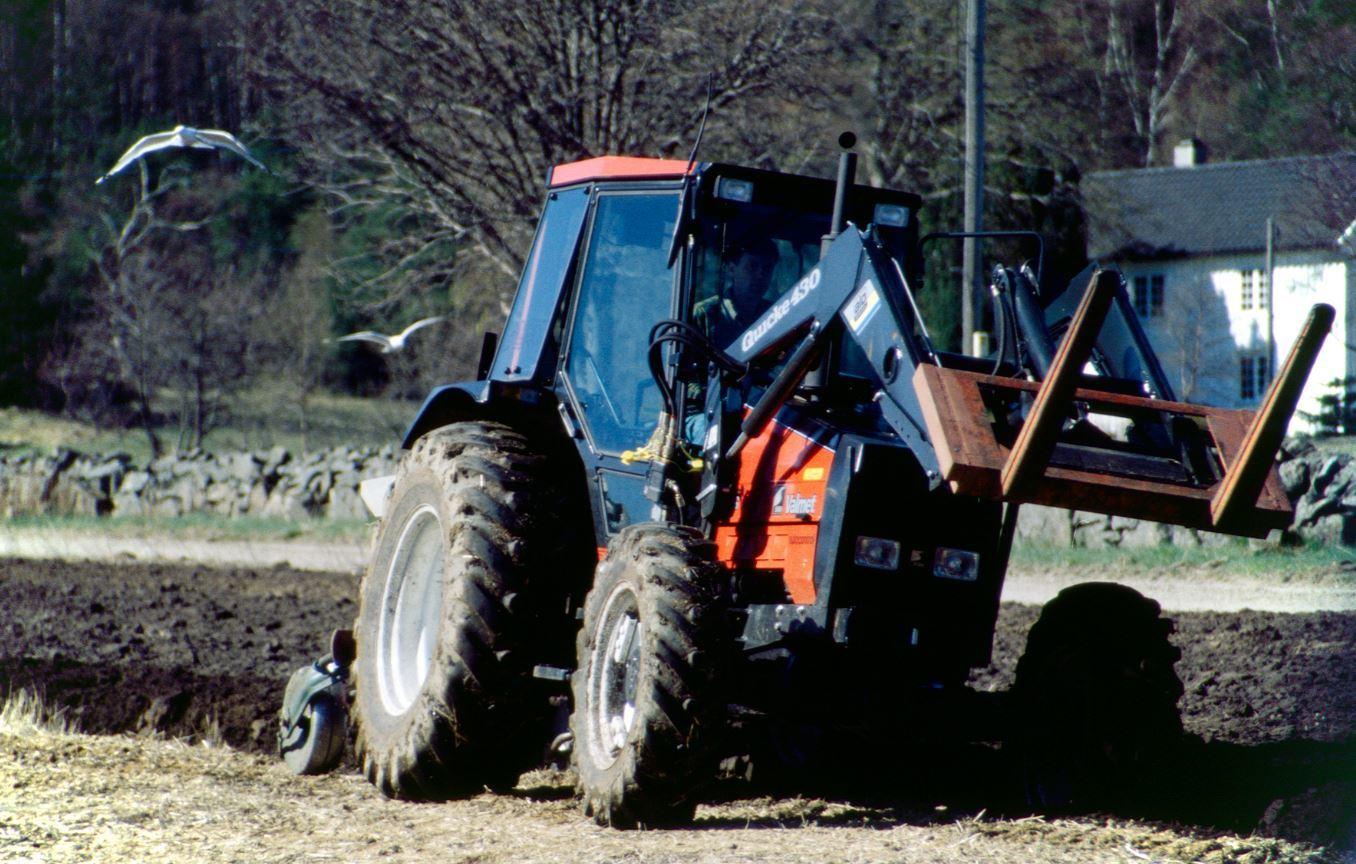 Traktor Foto: