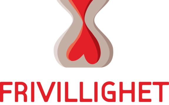 Logoen til Frivillighet Norge
