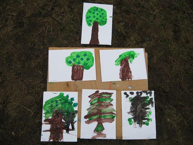 Malte trær Foto: