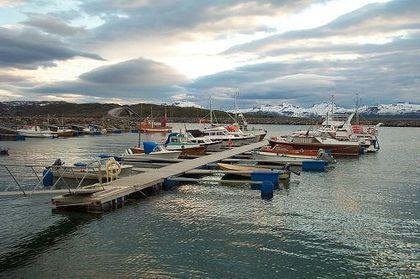 Småbåthavna ved Finnlandsholmen