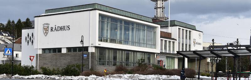 bygg - rådhuset - foto
