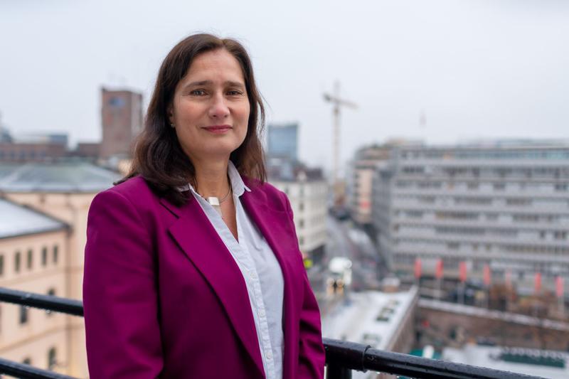 Direktør for konfliktrådene, Christine Wilberg, er glad for at satsen på meklerhonorarene økes.