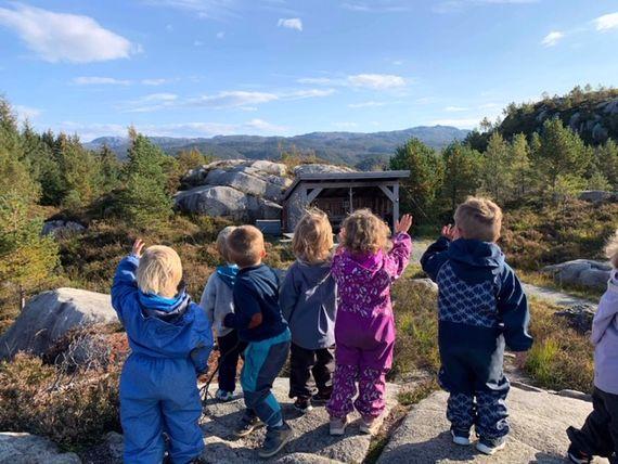 Foto: Dåfjorden barnehage