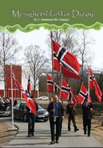 Menighetsblad Dyrøy nr. 2 - 2012