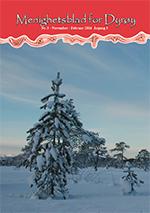 Menighetsblad Dyrøy nr. 3 - 2014