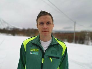 Kommuneoverlege Ingebjørn Bleidvin