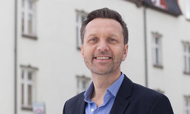 Banksjef Tor-André Grenersen