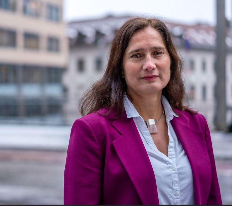 Direktør Christine Wilberg