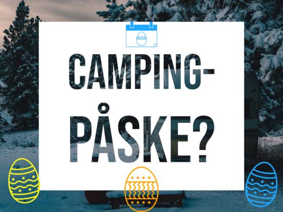 Campingpåske