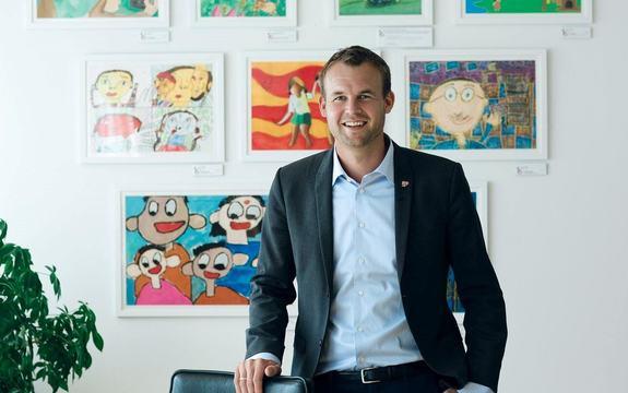 Berne- og familieminister Kjell Ingolf Ropstad