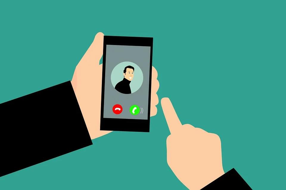 telefonsamtale fra pixabay