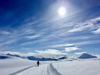 Fjelløypene Snarby-Tromsdalen vårskitur @Henrik Romsaas (2)