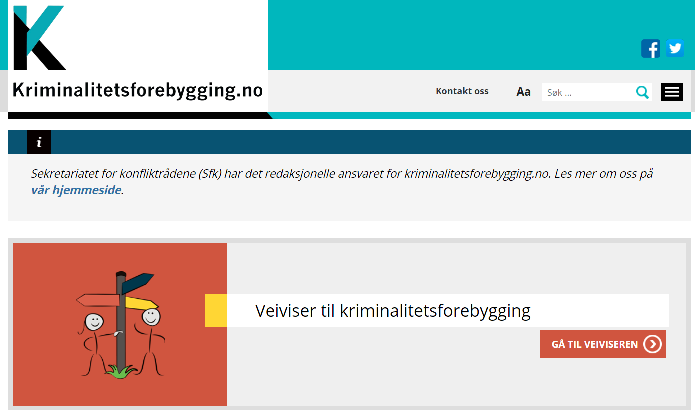 screenshot kriminalitetsforebygging