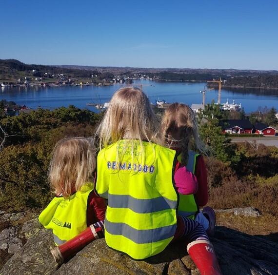 Foto: Fitjarstølane barnehage