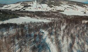 Skisporet