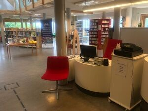bibliotekskranken