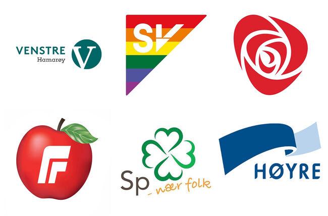 Politiske partier Hamarøy