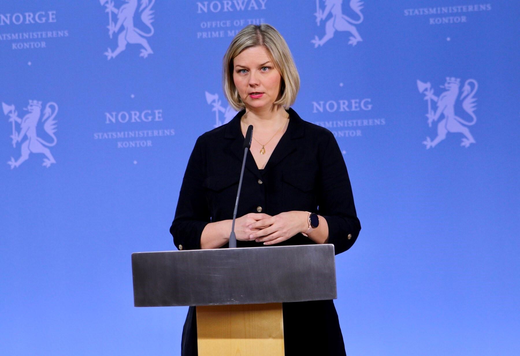 Kunnskaps- og integreringsminister Guri Melby.jpg