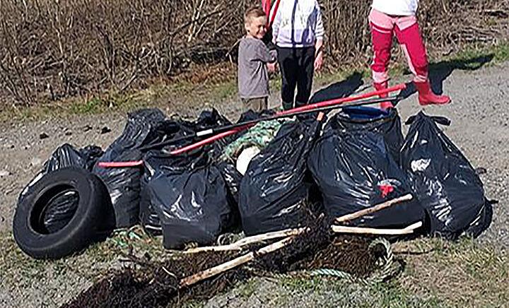 Søppelfjærerydding