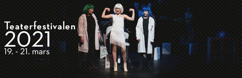Teaterfestival promo 2021