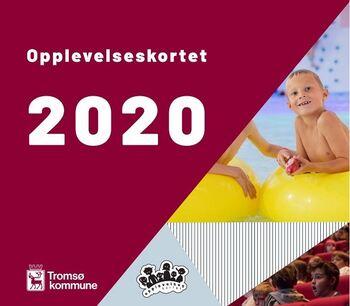 Forside Opplevelseskortet 2020