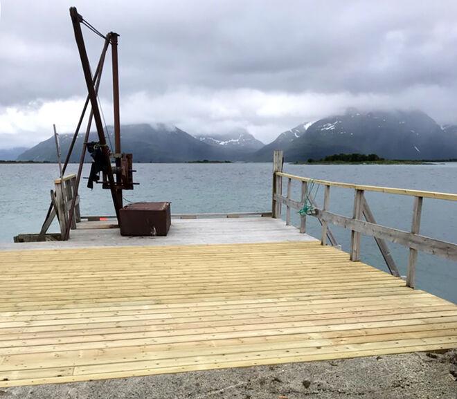 Kai ny Finnøya